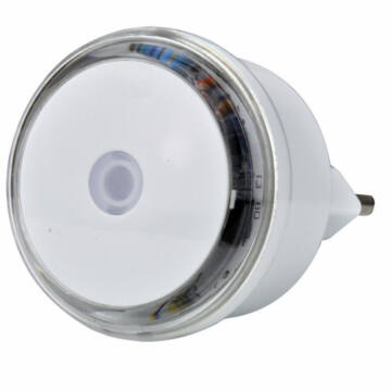 Gao 7000H svetilka smerna luč bela plastika LED IP20