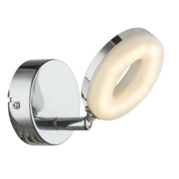 Globo PENELOPE 56121-1 obesečna svetilka krom 1 x max. 4W LED 1 kos 240 lm 3000 K IP20 A