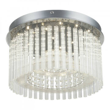 Globo JOYCE 68568-18 kristalna stropna svetilka krom 1 * LED max. 18 W LED 1 kos 1600 lm 4000 K A+