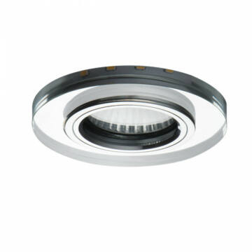 Kanlux Soren 24410 vgrajena reflektorica steklo 1 x GU10 max. 20W GU10 1 kos IP20