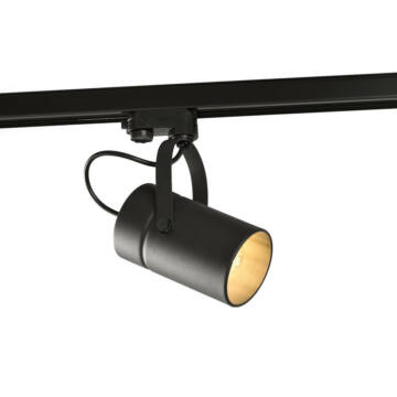 Mantra ARUBA 6045 stropna svetilka črna kovinski 1*E27 max20W E27 1 kos IP20