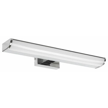 Rábalux Evron 5064 kopalniška stenska svetilka krom kovinski LED 13,5 1080 lm IP44 A