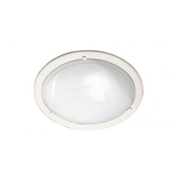Rábalux Ufo 5131 ufo svetilka bela kovinski E27 2x MAX 60 E27 2 kos IP20