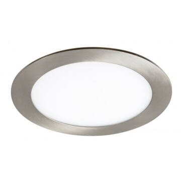 Rábalux Lois 5574 vgradna luč v spuščen strop saten krom kovinski LED 12 800 lm 3000 K IP20 A