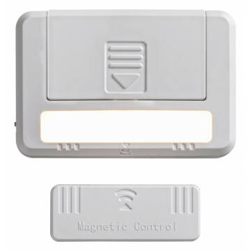 Rábalux Magnus 5675 osvetljevalec pohištva bela plastika LED 0,5 35 lm 3000 K IP20