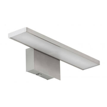 Rábalux Louise 5736 zrcalna osvetlitev saten krom kovinski LED 5 360 lm 3000 K IP20 A+