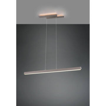 Trio BELFAST 375510407 led obesečna svetilka incl. 45+2x9W LED/ 3000K/ 4000+2x900Lm