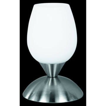 Trio CUP R59431007 nočna namizna svetilka excl. 1 x E14, max. 40W