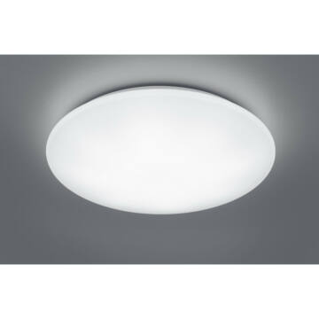 Trio KATO R67609101 stropna svetilka bela plastika incl. 1 x SMD, 27W, 3000 - 5500K, 2700Lm SMD 1 kos 2700 lm IP20 A+
