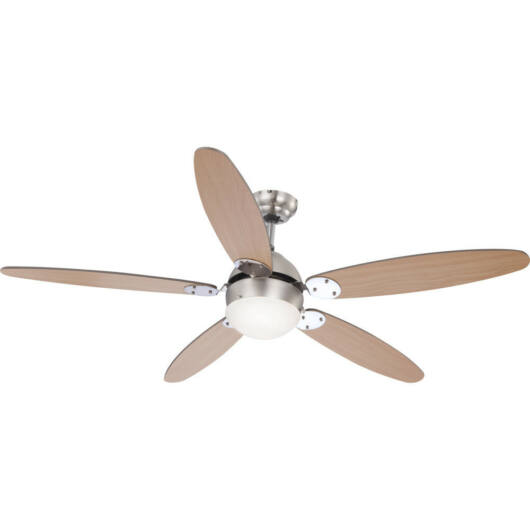Globo AZURA 0308 stropni ventilator  krom   1 * E14 max. 60 W   E14   1 kos