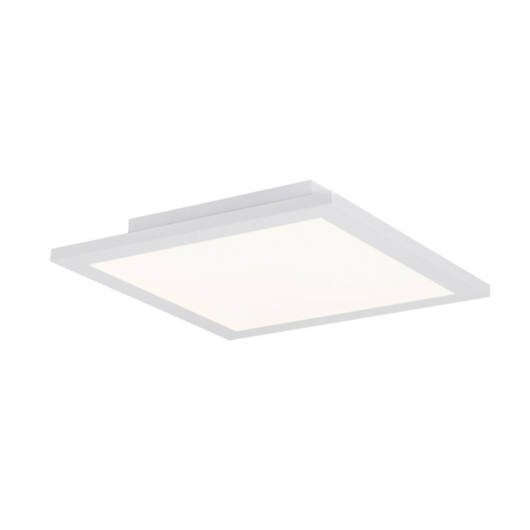 Globo ROSI 41604D1 led panel  bela   aluminij   1 * LED max. 18 W   1440 lm  3000 K  A