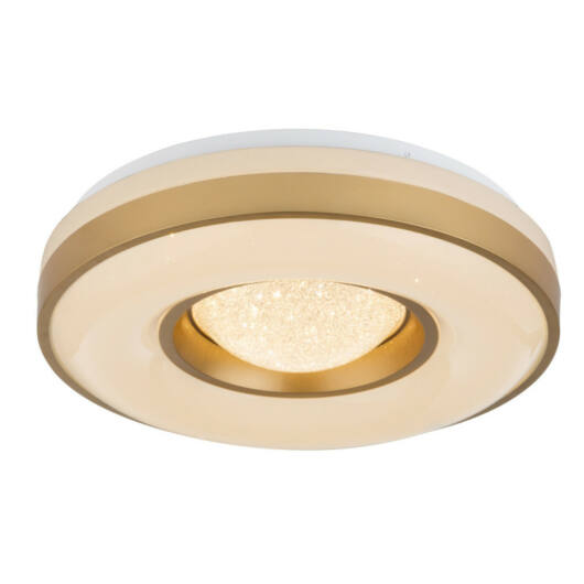 Globo COLLA 41742-24 stropna svetilka  kovinski   LED - 1 x 24W   850 lm  4000 K  A