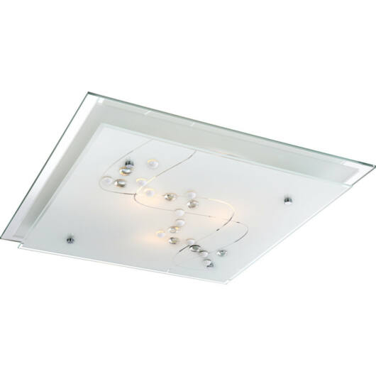Globo BALLERINA I 48092-3 stropna svetilka 3 * E27 ILLU max. 60 W E27 ILLU 3 kos