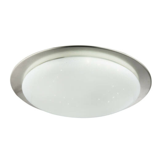 Globo SYRIO 48393-35 stropna svetilka  nikelj   kovinski   LED - 1 x 35W   1800 lm  IP20   A