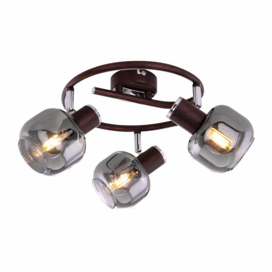 Globo PALLO 54303-3 stropna svetilka  3 * E14 max. 40 W