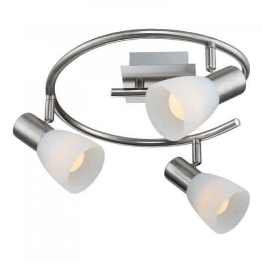 Globo PARRY I 54534-3 Stropna svetilka  3 x E14 max. 4w   400 lm  3000 K  IP20   A+