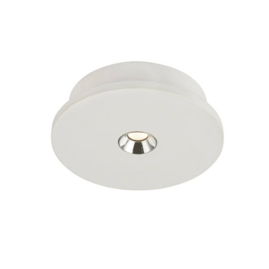 Globo CHRISTINE 55010-1 stropni reflektor  bela   mavca   LED - 1 x 4,2W   200 lm  3000 K  IP20   A