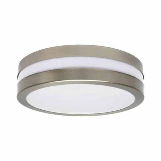 Kanlux Jurba 8980 stropna svetilka  mat krom   jeklo   2 x E27 max. 18W   E27   2 kos  IP44