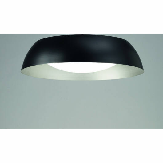 Mantra Argenta 4849E stropna svetilka  črna   3 x E27 max. 13W   IP20