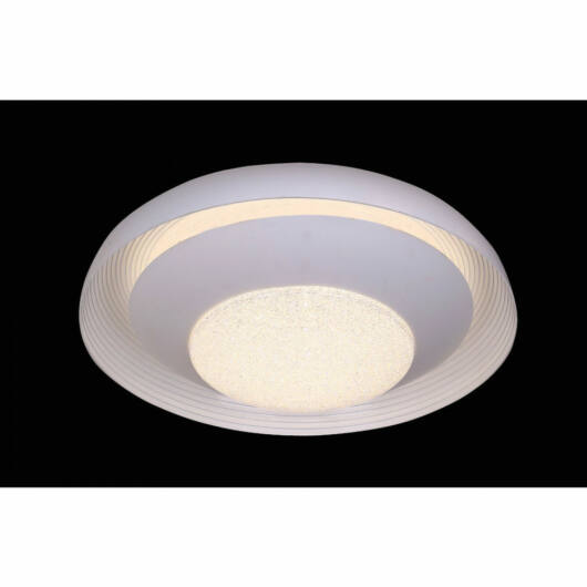 Mantra Ari 5926 kristalna stropna svetilka  bela   LED - 1 x 24W   1920 lm  3000 K  IP20   A++