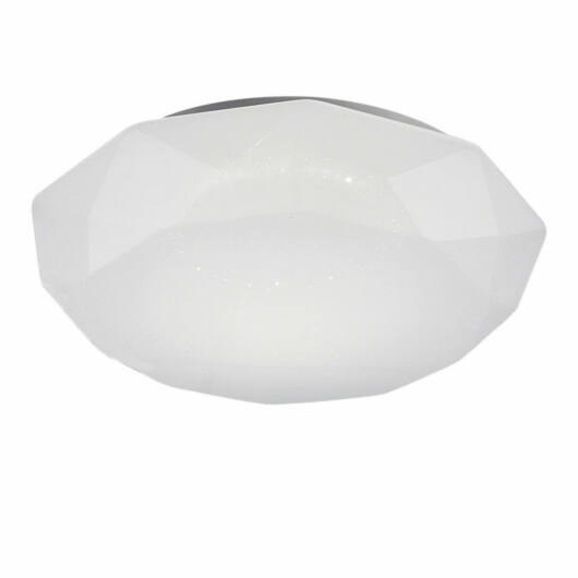 Mantra Diamante II 5970 stropna svetilka  bela   LED - 1 x 54W   4000 lm  5000 K  IP20   A++