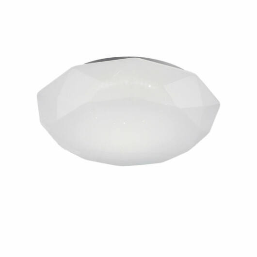 Mantra Diamante II 5971 stropna svetilka  bela   LED - 1 x 36W   2700 lm  5000 K  IP20   A++