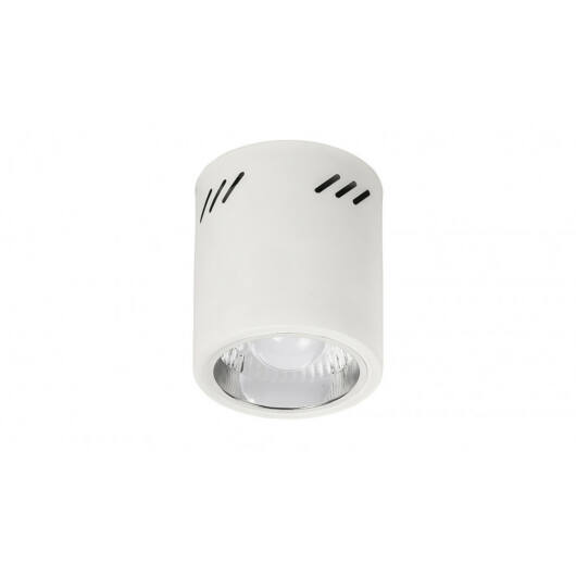 Rábalux Donald 2484 stropna svetilka  mat bela   kovinski   E27 1x MAX 60W   E27   1 kos  IP20