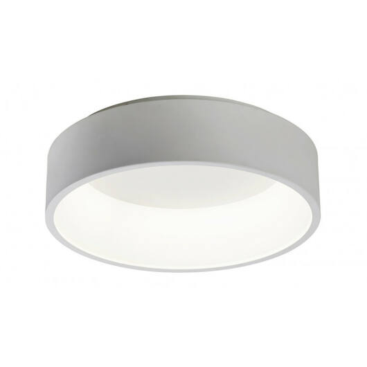 Rábalux Adeline 2507 stropna svetilka  mat bela   kovinski   LED 26W   1500 lm  4000 K  IP20   A