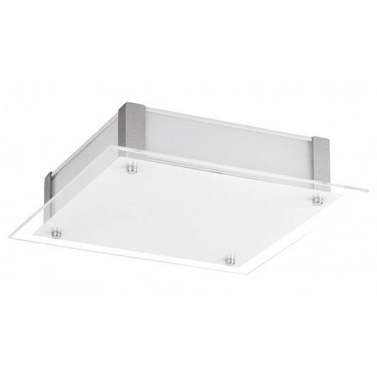 Rábalux Carl 2607 stropna svetilka  bela   kovinski   E27 2x MAX 60W   IP20