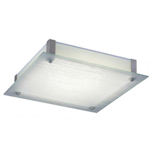 Rábalux Dustin 3036 stropna svetilka  bela   kovinski   LED 24W   1920 lm  4000 K  IP20   A+