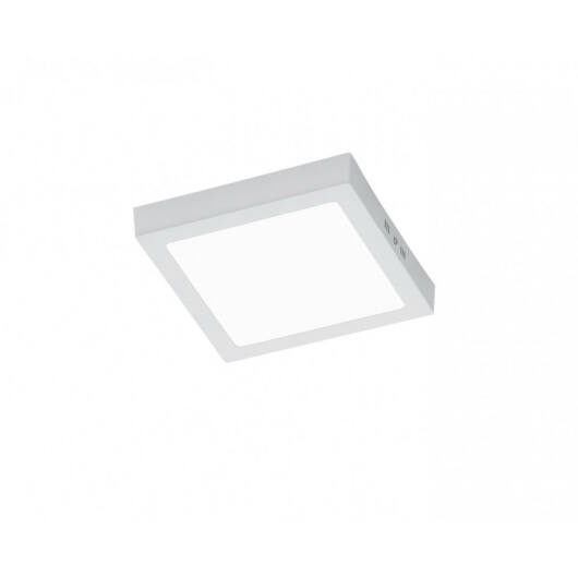 Trio ZEUS 657111801 stropna svetilka  bela   aluminij   incl. 1 x SMD, 17W, 3000K, 1600Lm   2000 lm  3000 K  IP20   A+